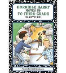 Horrible Harry Moves Up to Third Grade